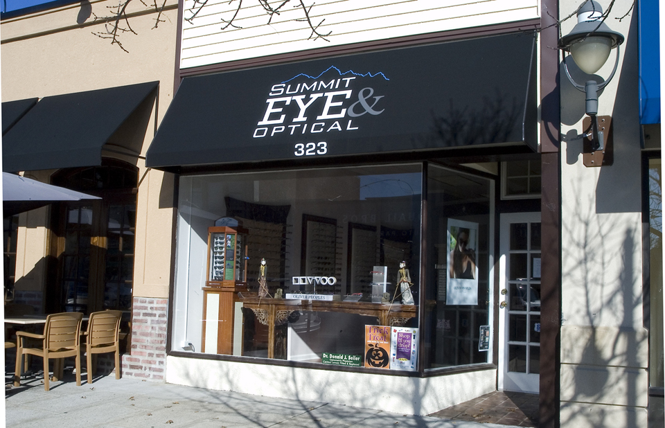 Business Awning For Summit Eye